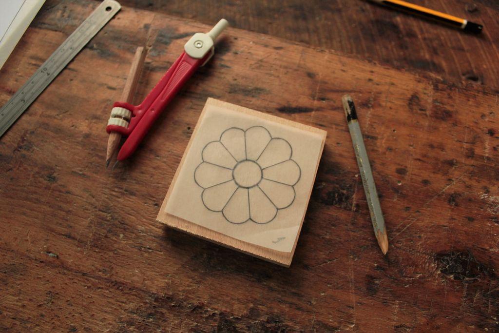 رسم علي الخشب بالالوان الاكريليك سهل جدا للمبتدئيين خطوة بخطوة