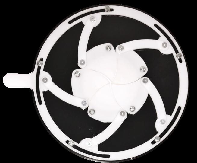 القزحية الميكانيكية – Mechanical Iris