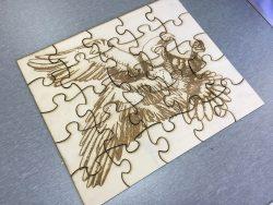 لعبة التركيب puzzle
