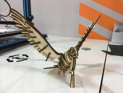 مجسم طائر