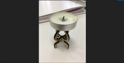 قاعدة شمعة – الحرف والتكنولوجيا