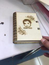 الورشة الفنية بثانوية الملك خالد