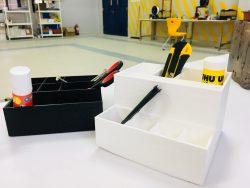 صندوق تنظيم أدوات المعمل
