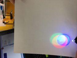 برمجة وحدة الإضاءة