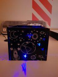 صندوق الفضاء