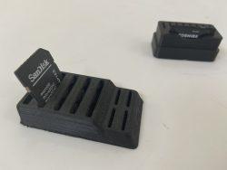 منظم ذاكرات SD ثلاثي الأبعاد