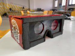 النظارات ثلاثية الابعاد