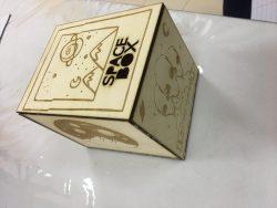 صندوق الفضاء ( space box)