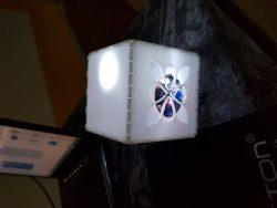 وحدة إضاءة تفاعلية