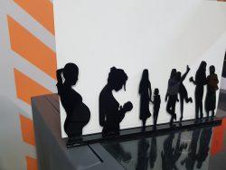 مراحل الأمومة